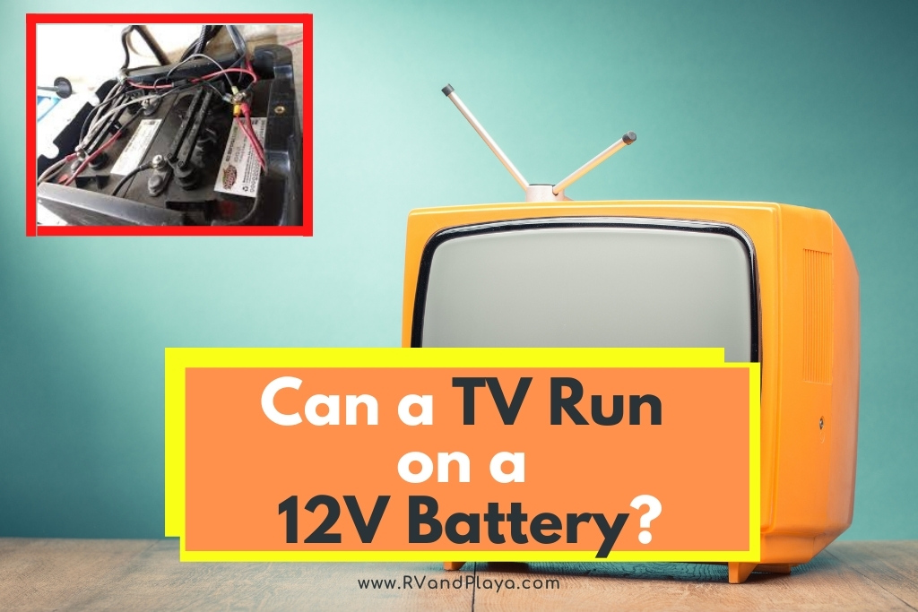 Can-a-TV-Run-on-a-12V-Battery